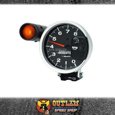 "Autometer Autogauge 5"" Monster Tacho 8,000 Rpm & External Shiftlight - Au233905"