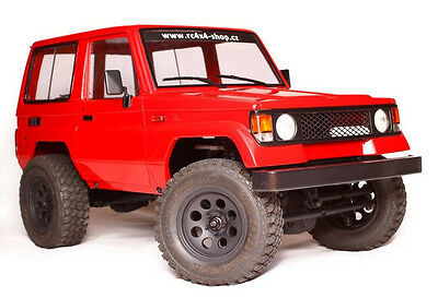 NEW Toyta Land Cruiser LJ70 Hardbody for MST CMX CFX Tamiya CC-01 RC4WD TF2