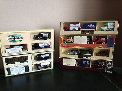 Collection Of Toy Cars Box 5