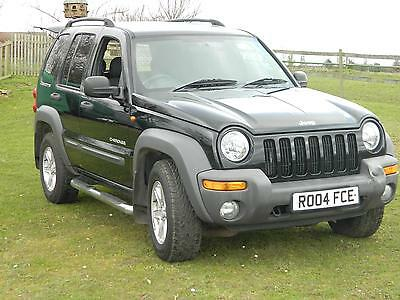 Jeep Cherokee 2.5 CRD Sport LEATHER NEW CLUTCH