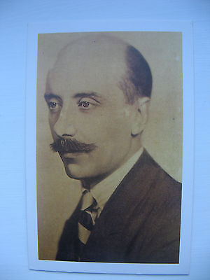 Adrian Boult (1899-1983) Bbc Music Director - Nostalgia Reproduction Postcard