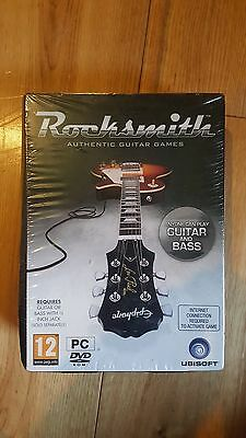 Rocksmith for PC includes Rocksmith Real Tone Cable