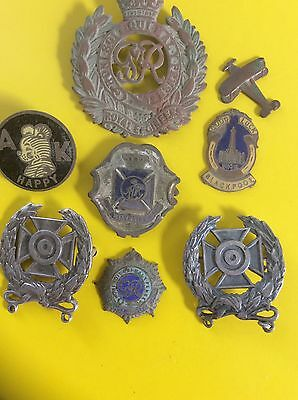 Detecting Finds A Selection Of Badges