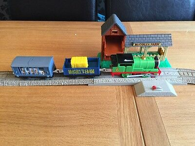 Trackmaster Thomas The Tank Engine & Friends Farmer McColl Station Bundle