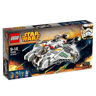 LEGO® Star Wars 75053 The Ghost NEW SEALED PASST ZU 75083 75096