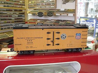 LGB 42740 US-Boxcar Pacific Fruit Express /TOP+OVP