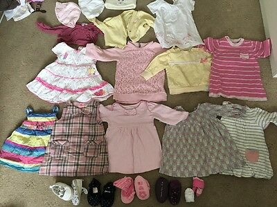 Huge Baby Girl Bundle, 3-6 months, Over 50 Items