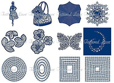 Tattered Lace - Desert Rose Collection - Brand New 2017 - In Stock - FREE UK P&P