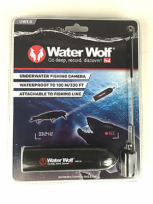 Water Wolf Fishing Under Water Hd Camera 48879
