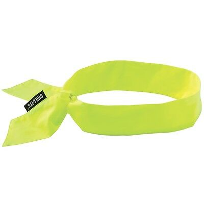 Chill-Its Evaporative Cooling Bandana Tie, Lime Green