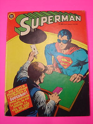 SUPERMAN Mondadori ALBI DEL FALCO  n. 605 originale BELLO
