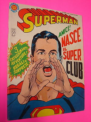 SUPERMAN Mondadori ALBI DEL FALCO  n. 575 originale BELLO