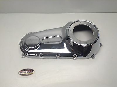 Harley Davidson Outer Primary Cover Chrome 60784-06 Softail Fxdwg Dyna Flstn