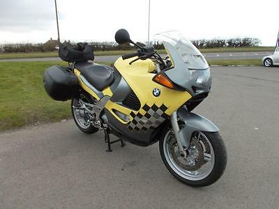 1997 Bmw K1200 Rs Sports Tourer Abs, Full Bmw Luggage