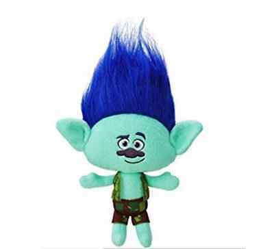 Kids DreamWorks Movie Trolls Large Branch Hug Plush Doll Toy Xmas Gifts 9""