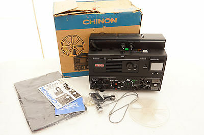 Stereo sound movie projector CHINON SS-1200
