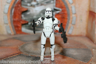 Clone Trooper 6 Star Wars Revenge Of The Sith Collection 2005