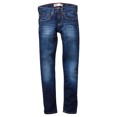 Levi's Boys' 510 Jeans, Indigo 10 YEARS