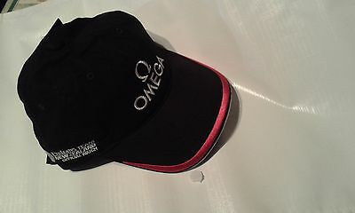 Omega Cap Casquette  Emirates Team New Zealand