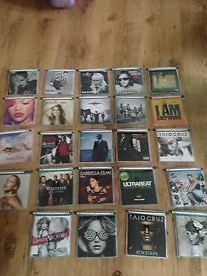 CD Collection 24 Various Albums Artists MINT CONDITION