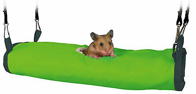 Hanging Tunnel Sleeping Tube for Hamster Gerbil Mouse Hammock Toy