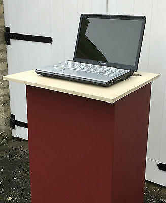 Exhibition and trade show display counter / stand / lectern