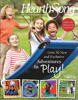 HEARTH SONG Children's Toy & Hobby CATALOG Fall 2016