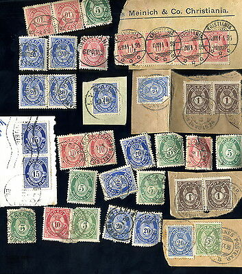 Assorted Stamps/Postmarks  - Hungary