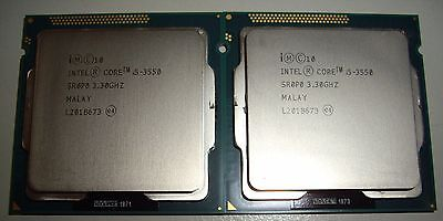 Intel® Core™ i5-3550 Processor  (6M Cache, up to 3.70 GHz) LGA1155