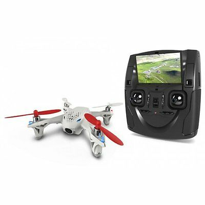 Hubsan X4 H107D 5.8G Real-time FPV 4CH 6 Axis Gyro RC Quadcopter with 0.3MP HD
