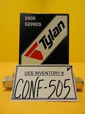 Tylan General FC-2902MEP-T Mass Flow Controller AMAT 3030-04074 Used Working