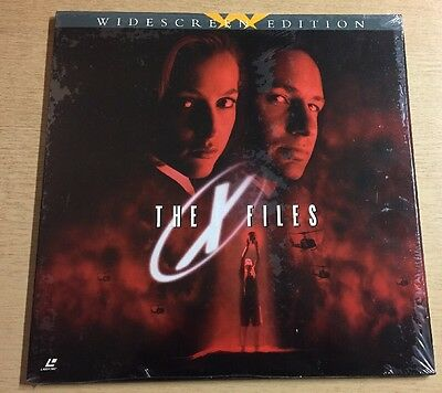 The X Files NTSC Format Laser Disc