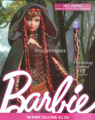 THE BARBIE COLLECTION Children's Doll CATALOG Fall 2014