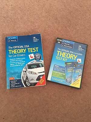 The Official DSA Theory Test For Car Drivers Book And DVD