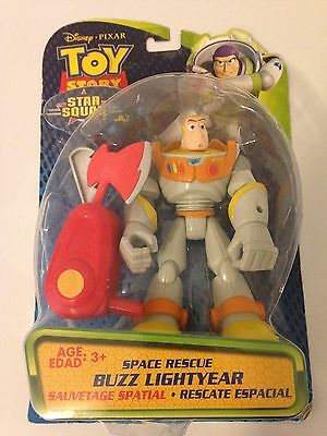 Space Rescue Buzz Lightyear Disney Toy Story and Beyond STAR SQUAD  Hasbro NEW