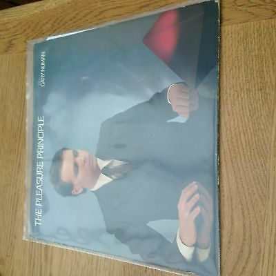 Gary Numan - The Pleasure Principle  Vinyl  Lp Record.