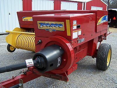 New Holland BC 5050 Square Hay Baler  Nice!   *CAN SHIP $1.85 MILE Loaded Mile.