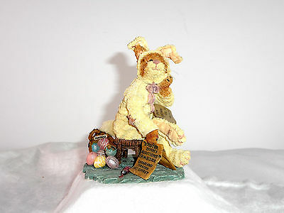 Boyd's Bears Lionel Purrimore Purrfect Audition Figurine