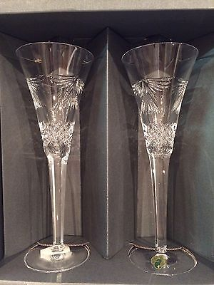 Millennium Collection Waterford Crystal Glasses