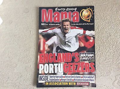 Euro 2004 Mania Tournament Guide