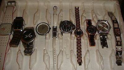 TRADE ONLY JOB LOT OF 10 X  MIXED PROTOTYPE  WATCHES 100% gen ,