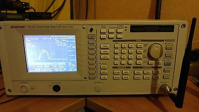 Advantest R3131A Spectrum Analyzer - Analizzatore di spettro 3 GHz