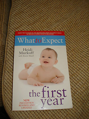 What to Expect - the first years - Heidi Murkoff with Sharon Mazel