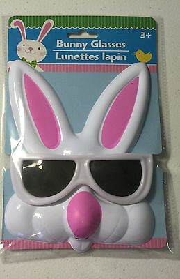 Bunny Glasses With Ears NEW FREE SHIPPING