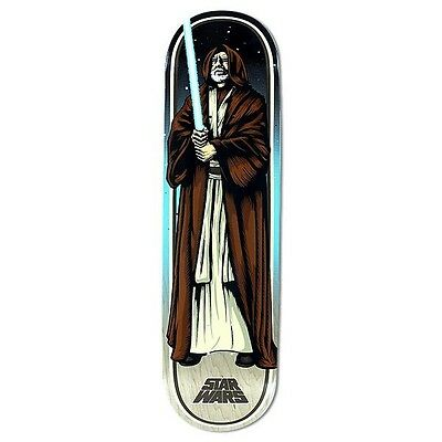 Santa Cruz Star Wars Skateboard Deck OBI WAN KENOBI 31.7 in 8.26
