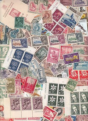 WORLD Massive accumulation 1000s & 1000s of stamps covers etc over 15 kilos