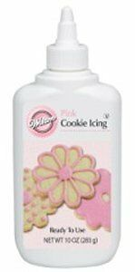 Wilton Icing - Ready-to-Use - Cookie - Pink