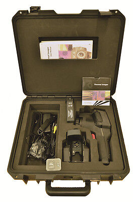 BRAND NEW! CEM DT-9885: Thermal Imager 384×288 Pixel, -20°C bis 400°C