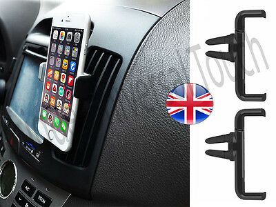 Universal Mobile Phone Car Air Vent Mount Holder For iPhone Samsung