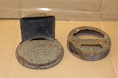 ORIGINAL GERMAN  WWII WW2 ithem - part from auto(MASKING light NOTEK?)